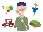 農業 イラスト