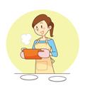 時短料理の準備